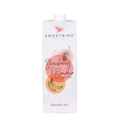 Sweetbird Strawberry & Banana Smoothie (1 Litre)