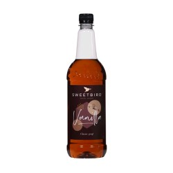 Sweetbird Vanilla Syrup (1 Litre)