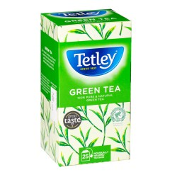Tetley Green Tea  (25)