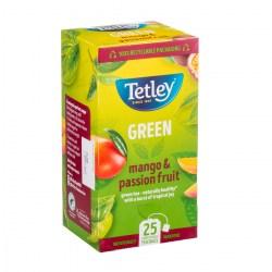 Tetley Green Tea Mango Passionfruit (25)
