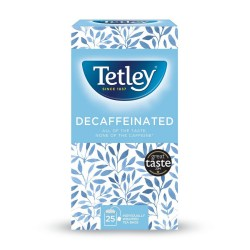 Tetley Decaffeinated Tea (25)