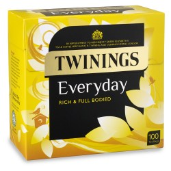 Twinings Everyday String & Tag Tea (100)