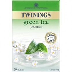 Twinings Green Tea With Jasmine Infusion (20 bags)