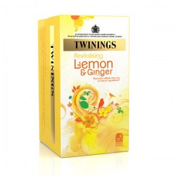 Twinings Lemon & Ginger Infusion (20 bags)