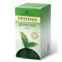 Twinings Pure Green Tea Infusion (20 bags)