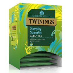 Twinings Simply Sencha Green Tea (20 bags)