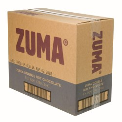 Zuma Double Hot Chocolate Powder (8 x 1kg)