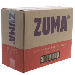 Zuma Original Hot Chocolate Powder (8 x 1kg)