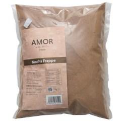 Amor Mocha Frappe Mix (1kg)