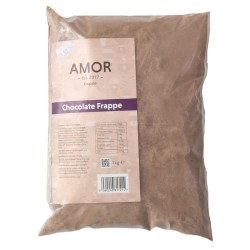 Amor Chocolate Frappe Mix (1kg)
