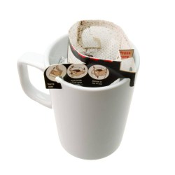 Cafe Express Decaffeinated Ground Coffee Bags