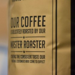 Caffe Roma Decaffeinated Coffee Beans (Bulk Buy 44kg)