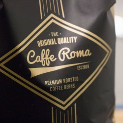 Caffe Roma Pure Colombian Coffee Beans (1kg)
