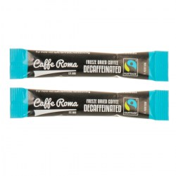 Fairtrade Instant Coffee Sticks - Decaffeinated (250)