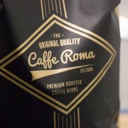 Caffe Roma Extra Dark Roast Coffee Beans (4kg)