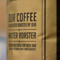 Caffe Roma Extra Dark Roast Coffee Beans (1kg)