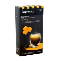 Caffesso Caramel Nespresso Capsules (10)