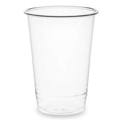 7oz Compostable Clear Water Cups (100)