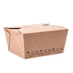 Compostable Kraft Food Box - Standard (450)