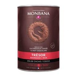 Monbana Tresor de Chocolate (1kg)