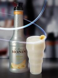 Monin Fruit Puree - Banana (1 Litre)