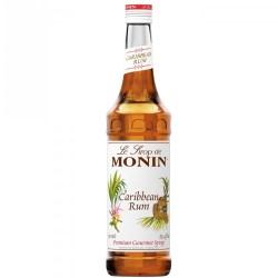 Monin Caribbean Rum Syrup (700ml)