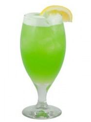 Monin Fruit Puree - Green Apple (1 Litre)
