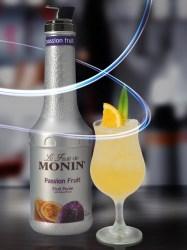 Monin Fruit Puree - Passion Fruit (1 Litre)