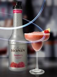Monin Fruit Puree - Raspberry (1 Litre)
