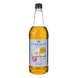 Sweetbird Gingerbread Sugar Free Syrup (1 Litre)