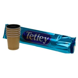 Tetley Black Tea 73mm Vending Incup (12 x 25)