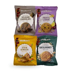 Walkers Twinpack Assorted Biscuits (100)