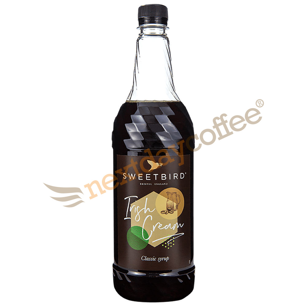 Sweetbird Irish Cream Syrup (1 Litre)