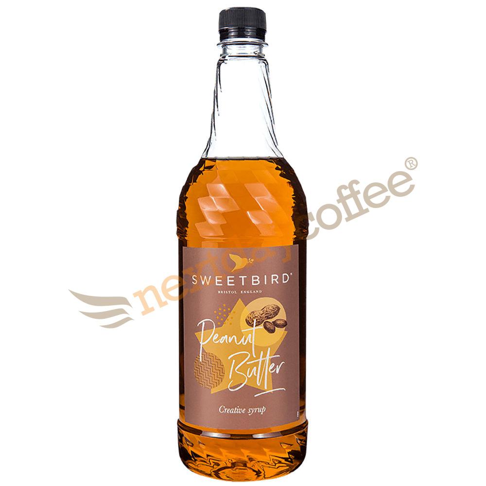Sweetbird Peanut Butter Syrup (1 Litre)