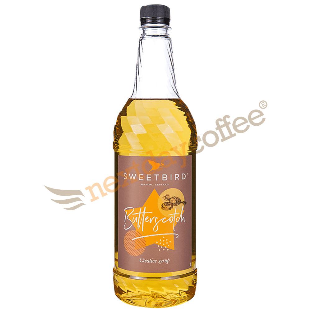 Sweetbird Butterscotch Syrup (1 Litre)