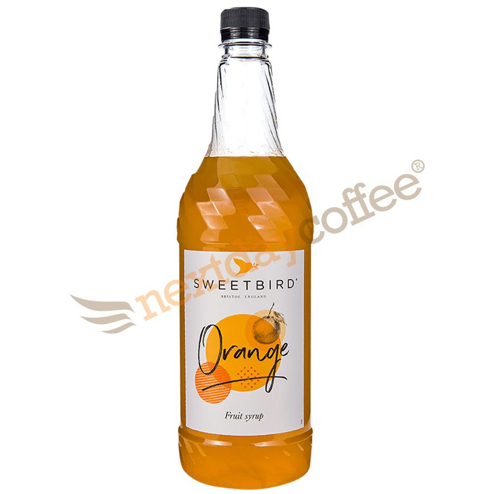 Sweetbird Orange Syrup (1 Litre)