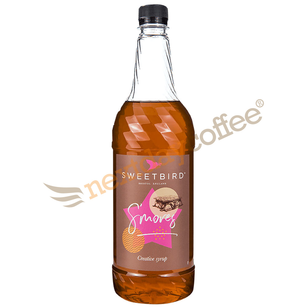 Sweetbird Smores Syrup (1 Litre)