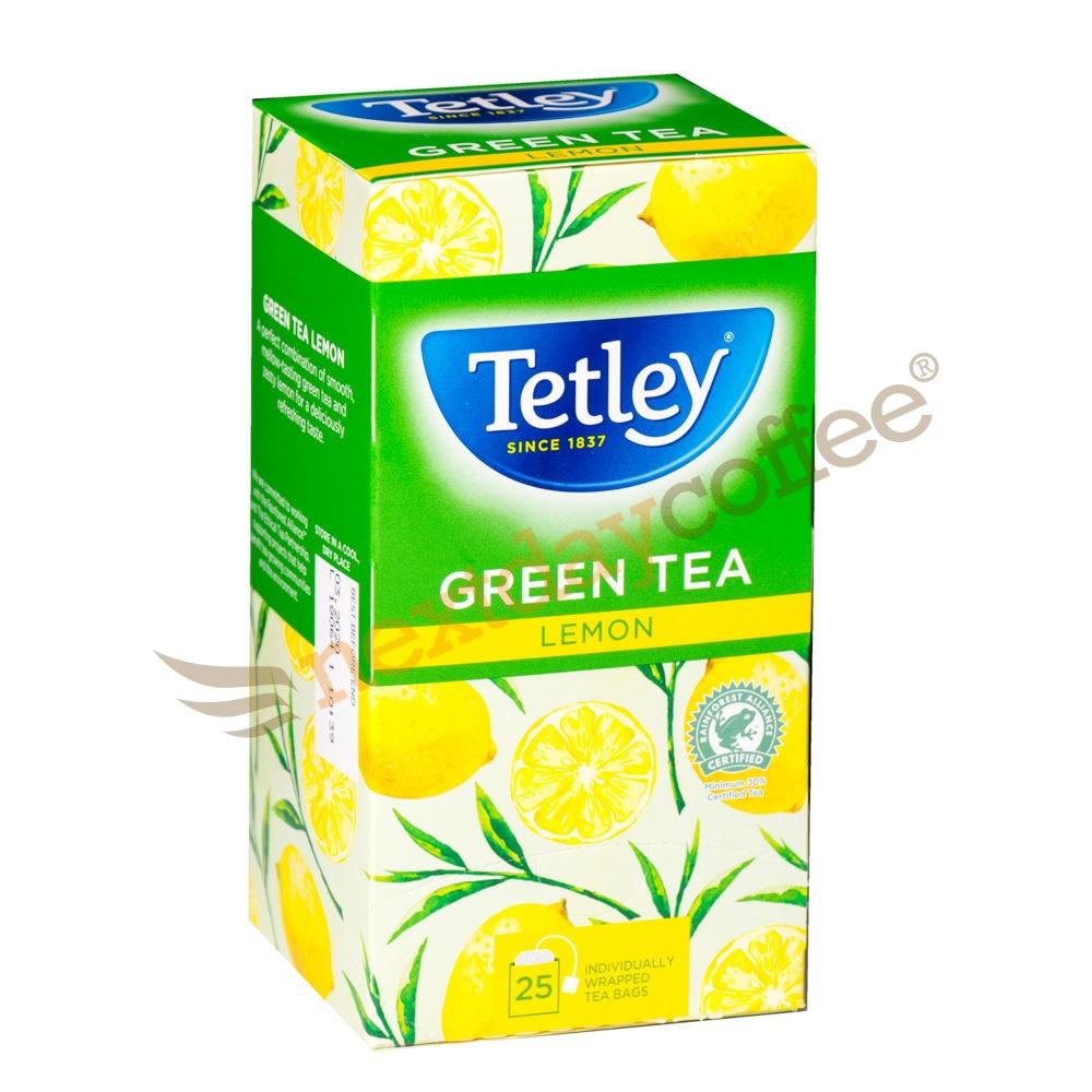 Tetley Green Tea Lemon (25)