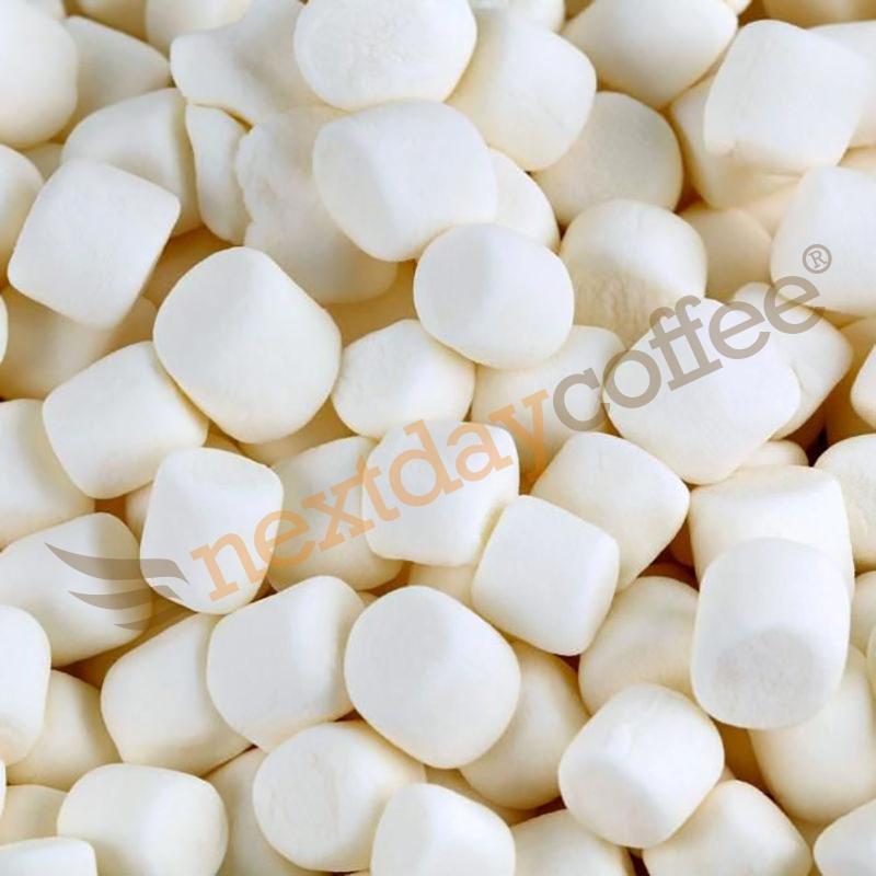 Mini Marshmallow Toppings - White (1kg)