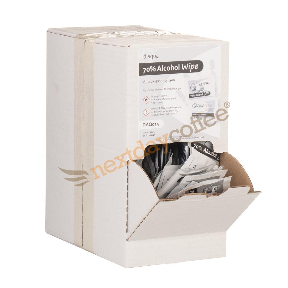 Sterilising Antibacterial Wipes (200)