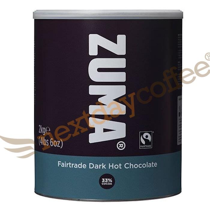 Zuma Fairtrade Dark Hot Chocolate (2kg)