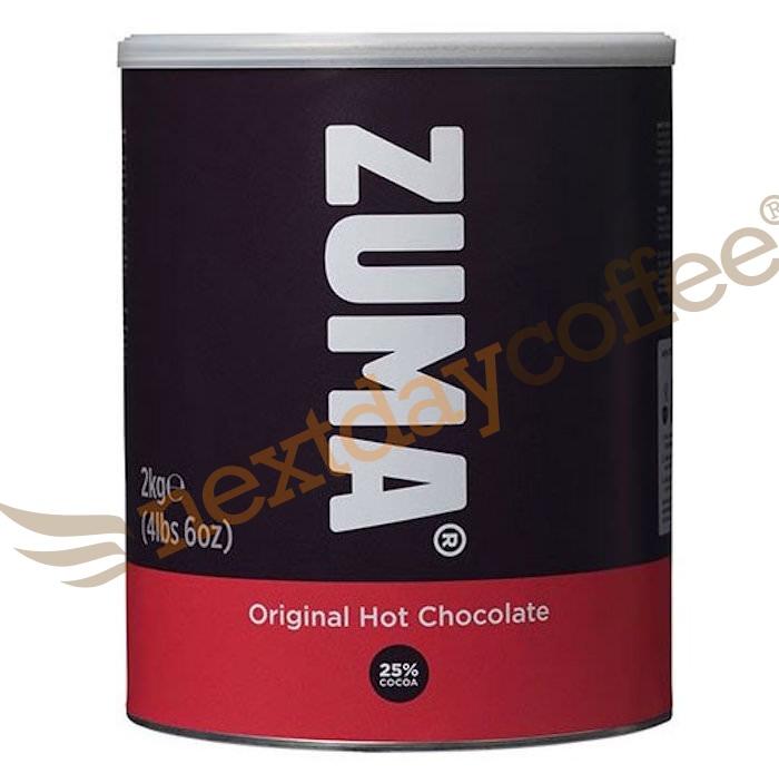 Zuma Original Hot Chocolate Powder (2kg)