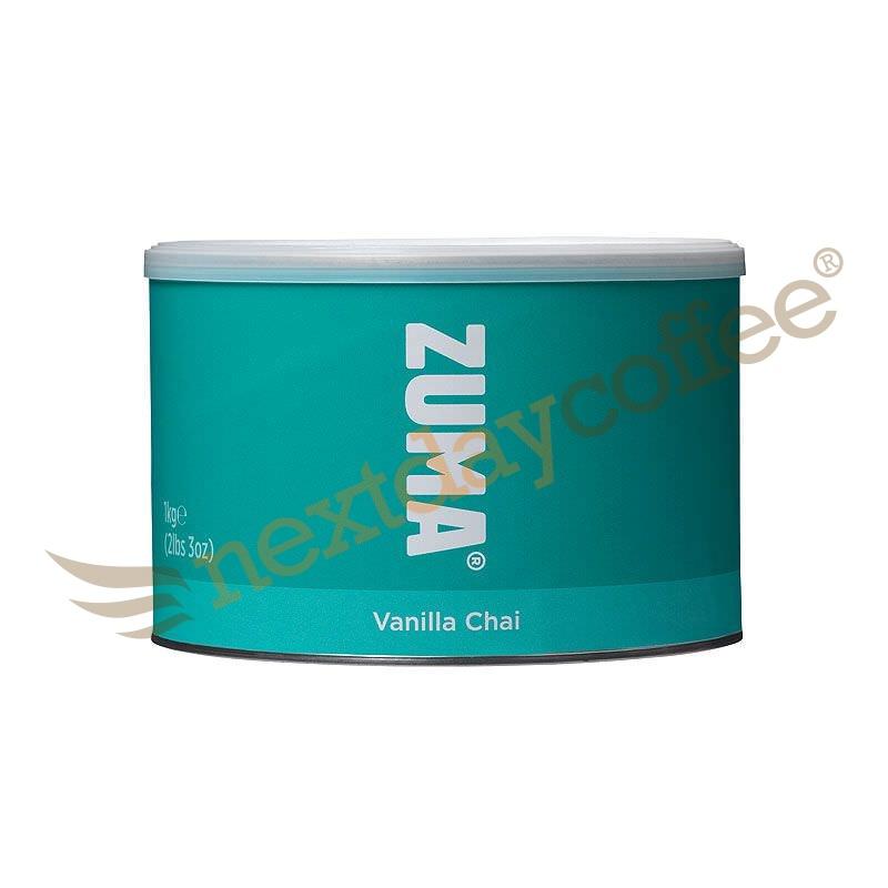 Zuma Vanilla Chai Powder (1kg)